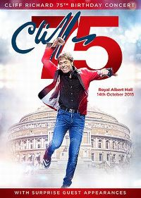 Cover Cliff Richard - 75th Birthday Concert [DVD]
